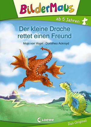 Bildermaus - Der kleine Drache rettet einen Freund