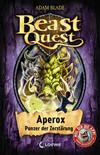 Vergrößerte Darstellung Cover: Beast Quest 48 - Aperox, Panzer der Zerstörung. Externe Website (neues Fenster)