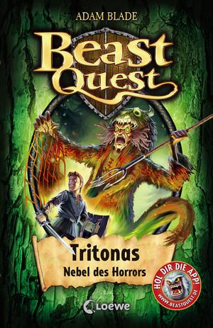 Beast Quest 45 - Tritonas, Nebel des Horrors