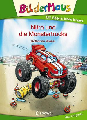 Bildermaus - Nitro und die Monstertrucks
