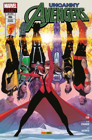 Uncanny Avengers 6 - Hexenjagd