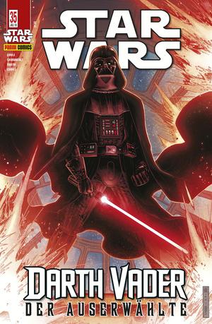 Star Wars, Comicmagazin 35 - Darth Vader - Der Auserwählte