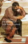 Die Anfänge der Philosophie
