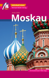 Vergrößerte Darstellung Cover: Moskau Reiseführer Michael Müller Verlag. Externe Website (neues Fenster)
