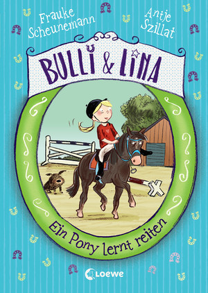 Bulli & Lina 2 - Ein Pony lernt reiten