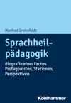 Sprachheilpädagogik