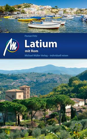 Latium mit Rom Reiseführer Michael Müller Verlag