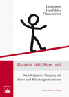 Vergrößerte Darstellung Cover: Balance statt Burn-out. Externe Website (neues Fenster)