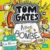 Vergrößerte Darstellung Cover: Tom Gates. Alles Bombe (Irgendwie). Externe Website (neues Fenster)