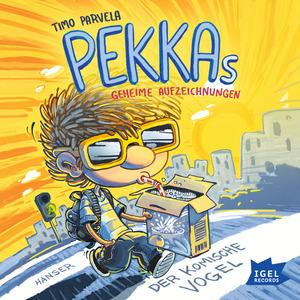 Pekkas geheime Aufzeichnungen. Der komische Vogel