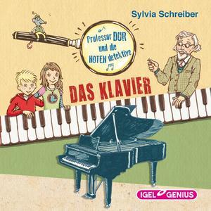 Prof. Dur und die Notendetektive. Das Klavier