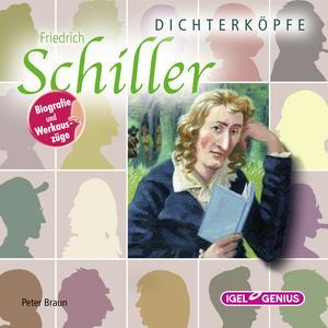 Dichterköpfe. Friedrich Schiller