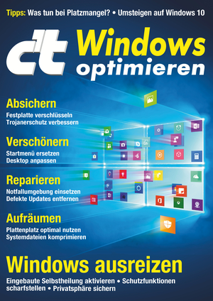 c't Windows optimieren (2018)