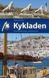 Vergrößerte Darstellung Cover: Kykladen Reiseführer Michael Müller Verlag. Externe Website (neues Fenster)