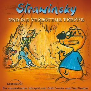 Strawinsky und die verbotene Treppe (Strawinsky 6)