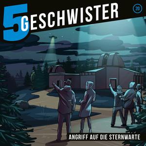 Angriff auf die Sternwarte (5 Geschwister 20)