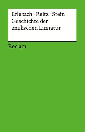 Geschichte der englischen Literatur