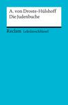 """Annette von Droste-Hülshoff, """"Die Judenbuche"""""""