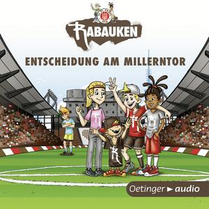 Die St. Pauli Rabauken. Entscheidungsspiel am Millerntor