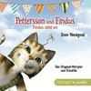 Vergrößerte Darstellung Cover: Pettersson und Findus. Findus zieht um. Das Original-Hörspiel zum Kinofilm. Externe Website (neues Fenster)