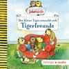 Vergrößerte Darstellung Cover: Der kleine Tiger wünscht sich Tigerfreunde. Externe Website (neues Fenster)