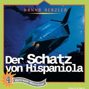 Der Schatz von Hispaniola (Weltraum-Abenteuer 4)