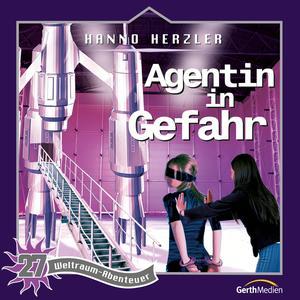 Agentin in Gefahr (Weltraum-Abenteuer 27)