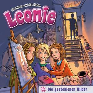 Die gestohlenen Bilder (Leonie - Abenteuer auf vier Hufen 19)