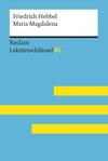 Vergrößerte Darstellung Cover: Maria Magdalena von Friedrich Hebbel: Lektüreschlüssel mit Inhaltsangabe, Interpretation, Prüfungsaufgaben mit Lösungen, Lernglossar. (Reclam Lektüreschlüssel XL). Externe Website (neues Fenster)
