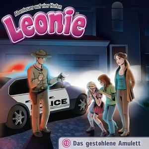 Das gestohlene Amulett (Leonie - Abenteuer auf vier Hufen 13)