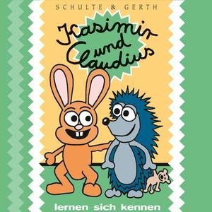 Kasimir und Claudius lernen sich kennen (1)