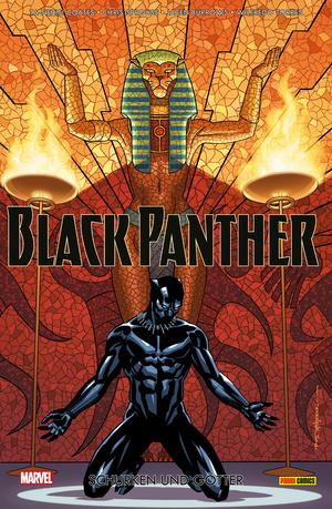 Black Panther 4 - Schurken und Götter