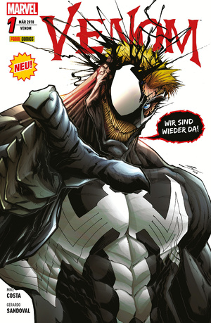 Venom 1 - Finstere Rückkehr