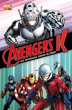 Avengers K - Avengers vs. Ultron