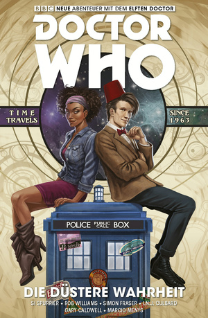 Doctor Who - Der Elfte Doctor, Band 6 - Die düstere Wahrheit