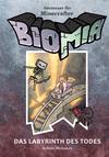 BIOMIA - Abenteuer für Minecraft Spieler: Das Labyrinth des Todes