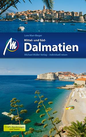 Mittel- und Süddalmatien Reiseführer Michael Müller Verlag