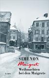 Vergrößerte Darstellung Cover: Weihnachten bei den Maigrets. Externe Website (neues Fenster)