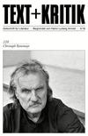 TEXT + KRITIK 220 - Christoph Ransmayr