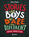 Vergrößerte Darstellung Cover: Stories for Boys who dare to be different - Vom Mut, anders zu sein. Externe Website (neues Fenster)