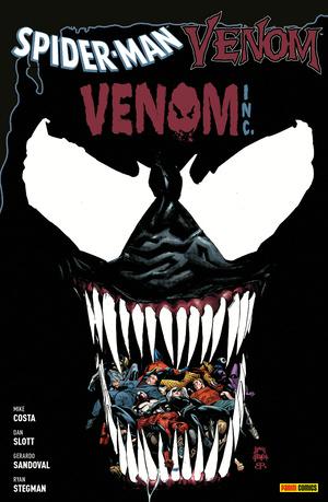 Spider-Man und Venom - Venom Inc.