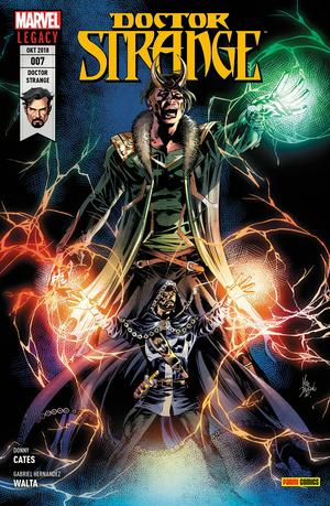 Doctor Strange 7 - Duell der Meisterzauberer