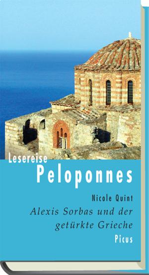 Lesereise Peloponnes