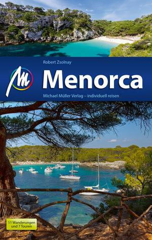 Menorca Reiseführer Michael Müller Verlag