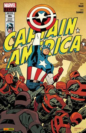 Captain America: Steve Rogers 6 - Land der Tapferen