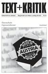 Österreichische Gegenwartsliteratur