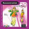 Vergrößerte Darstellung Cover: Konzentration - fit in 30 Minuten. Externe Website (neues Fenster)