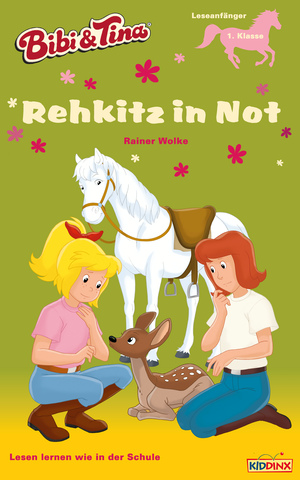 Rehkitz in Not!