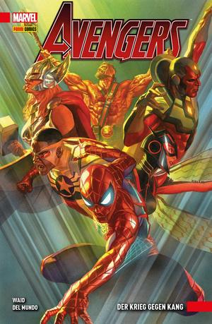 Avengers PB 5 - Der Krieg gegen Kang