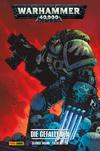 Vergrößerte Darstellung Cover: Warhammer 40,000, Band 3 - Die Gefallenen. Externe Website (neues Fenster)
